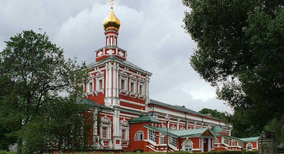 Успенская церковь. 1685 – 1687 гг.