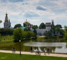 День памяти святителя Ионы, митрополита Московского и всея России, в Новодевичьем монастыре