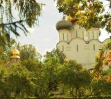 Праздник Рождества Пресвятой Богородицы в Новодевичьем монастыре