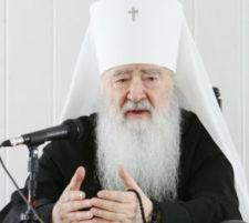 К 85-летию митрополита Крутицкого и Коломенского Ювеналия
