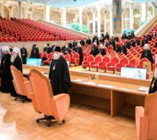 Завершение работы пленума Межсоборного Присутствия
