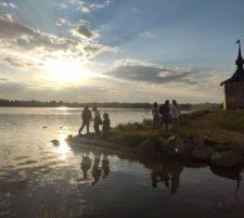 Поездка в Вологодскую митрополию