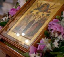 Праздник Вознесения Господня в Новодевичьем монастыре