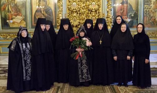 День памяти первоверховных апостолов Петра и Павла в Новодевичьем монастыре