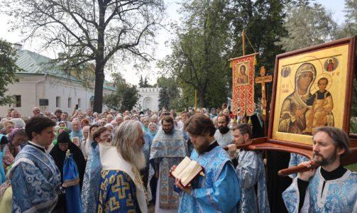 День Смоленской иконы Божией Матери
